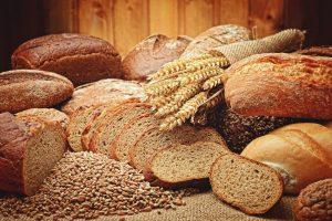 Gluten v hrani in kruhu