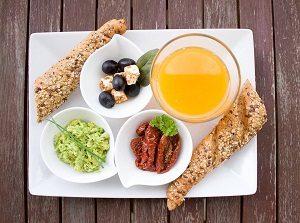 Zdrav zajtrk