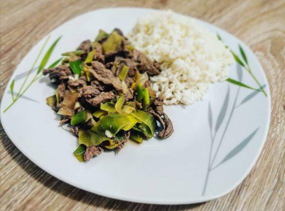 Mongolska govedina