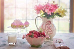 Prvi pomladanski zajtrk
